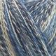 76 Blå mouline